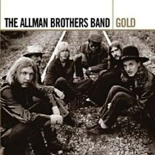 "THE ALLMAN BROTHERS BAND ""GOLD"" 2 CD NEU"