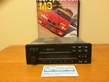 BMW C33 BUSINESS RADIO STEREO E36 318i 323i 323is 325i 328i M3 Z3 CODE INCLUDED