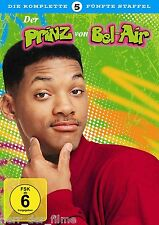 DER PRINZ VON BEL-AIR, Staffel 5 (Will Smith) 3 DVDs NEU+OVP