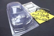 1/10 RC Car Clear Body Shell 190mm Mazda RX-7 Drift On Road HPI TAMIYA YOKOMO