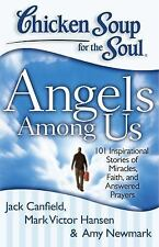 Chicken Soup for the Soul: Angels Among Us: 101 Inspirational Stories-ExLibrary