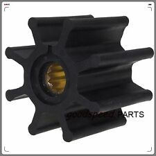 Raw Sea Water Pump Impeller For Volvo-penta 877061 875593 3841697