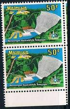 1979  Mint - MC85  Opening of  Hydro-electric Power Station Temengor