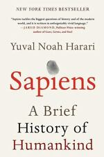 Sapiens : A Brief History of Humankind -- PAPERBACK; NEW; FREE SHIPPING;