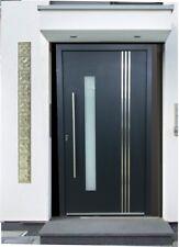 WeltHaus Haustür WH75 Aluminium mit Kunststoff  LA 122 Eingangstür Tür Haustüren