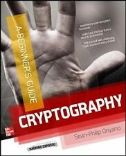 Cryptography by Sean-Philip Oriyano (2013, Paperback)