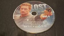 Lost First Season 1 Disc 4 Replacement DVD Disc Only