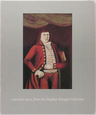 Book: American Antique Folk Art - The Farago Collection Catalog