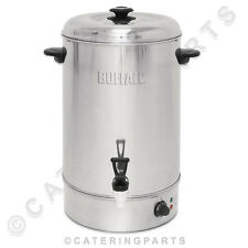GENUINE BUFFALO GL348 30 LITRE 2.6kW 2600W MANUAL FILL TEA URN HOT WATER BOILER