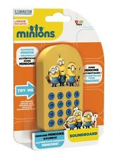 Despicable Me MINIONS SOUND BOARD
