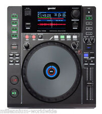GEMINI MDJ-1000 - PRO DJ MEDIA PLAYER - CD / MP3 / USB / MIDI Authorized Dealer