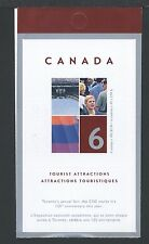 CANADA BOOKLET BK295MNH 6 x 49c CANADIAN NATIONAL EXHIBITION