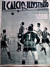 IL Calcio Illustrato 19/10/1950 Pro Patria Inter 2-0 incredibile vittoria [GS35]