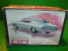 JUNKYARD AMT 1968 FORD FAIRLANE TORINO GT 1/25 Model Car Mountain KIT