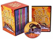 The Best of Soul Train (9 DVD Box Set) - TV's SOUL MUSIC EXTRAVAGANZA Rare NEW