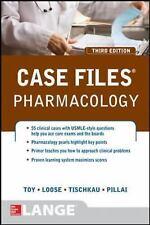 Case Files Pharmacology, Third Edition (LANGE Case Files), Pillai, Anush S., Tis