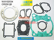 Honda CR250 CR 250 1986 Top End Gasket Kit