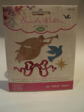 BRENDA WALTON FOR SIZZIX HOLIDAY ICONS SIZZLITS LARGE DIE 658732 BNIP