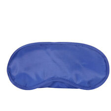 2PC Travel Sleep Rest Sleeping Aid Mask Eye Shade Cover Comfort Care Blindfold