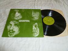 QUIVER-same '71 UK GREEN WARNER BROS LP ORIG. UK PROG BAND