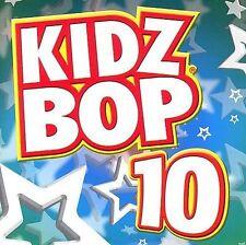 Kidz Bop, Vol. 10 Kidz Bop Kids MUSIC CD