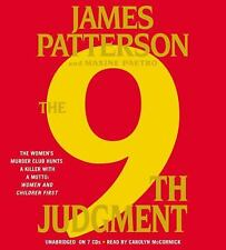 The 9th Judgment  The Women's Murder Club  2010 by Patterson, James;  1607881799