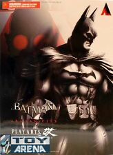 Batman Arkham City Bat-Man Play Arts Kai Action Figure Square Enix