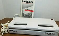 Desosonic Pak n Save Foodsaver 540 with manual model 838