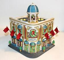 Dept 56 Hollydales Department Store Christmas In The City Series #55344