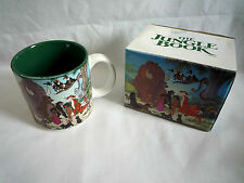 WALT DISNEY'S CLASSIC / THE JUNGLE BOOK / MUG WITH ORIGINAL BOX / RETIRED 1990'S
