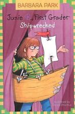 Junie B., First Grader: Shipwrecked (A Stepping Stone Book(TM))-ExLibrary