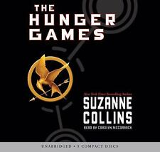Suzanne Collins Audio Book on CD:  The Hunger Games