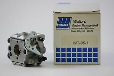 WT-35-1 Walbro Carburetor for Echo, engine CS 282 Chain Saw