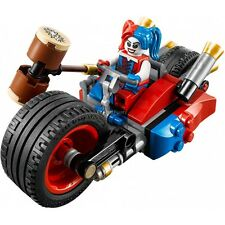 "LEGO 76053 DC Super Heroes "" HARVEY QUINN with MOBILE CYCLE "" - Hot"