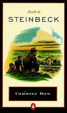 Cannery Row by John Steinbeck (1993, Paperback)
