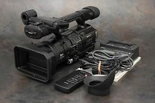 :Sony HVR-Z1U 1080i HDV/DVCAM MiniDV NTSC/PAL Camcorder EX Condition Low Hours