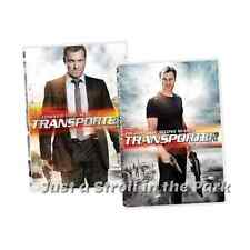 The Transporter: Chris Vance Complete Series Season 1 & 2 Box / DVD Set(s) NEW!