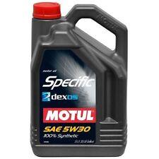 Motoröl MOTUL Specific Dexos 2 5W30, 5 Liter