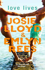 LLOYD,REES-LOVE LIVES  BOOK NEW