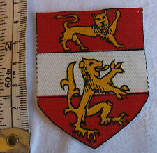 Original WW2 Military 21st Northern Corps TA Cloth Formation Sign Badge  (2402)