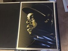 "Obey Giant ""J. Dilla"" 09 Yerena Shepard Fairey Signed Poster Print - Donuts"