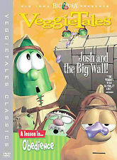 Veggie Tales: Josh and the Big Wall! by Mike Nawrocki, Jim Poole, Lisa Vischer,