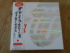 Rolling Stones: Forty Licks 2 CD+Mouse Pad+Booklet+X Japan Box VJCP-68480-81 (Q