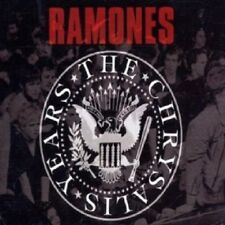 RAMONES - THE CHRYSALIS YEARS ANTHOLOGY 3 CD PUNK ROCK NEU