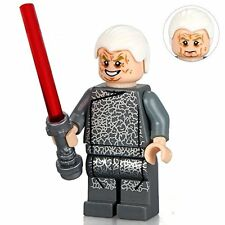 New Palpatine Senator Darth Sidious Star Wars Building Toys Custom Lego