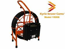 Kyrie Sewer Cam 150 ft, pipe inspection camera, USA made, 512 hz Sonde, 150'