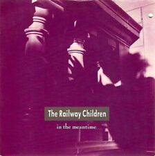 "THE RAILWAY CHILDREN In The Meantime 7"" Single Vinyl Record 45rpm Virgin 1988 EX"