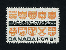 Canada 400 MNH Trans-Canada Highway, Crests