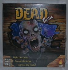 """Dead Panic Board Game By Fireside Games New Sealed """"Other"""""""