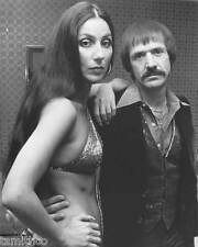 Sonny and Cher 8x10 Photo 007